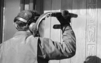 A Brief History of Early Sandblasting